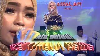 Assalam Musik Pekalongan 16 feb 2018 - Ala Baladi - Ikka Ismatul Hawa