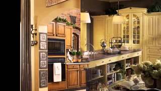 Kitchen Cabinet Decorating Ideas