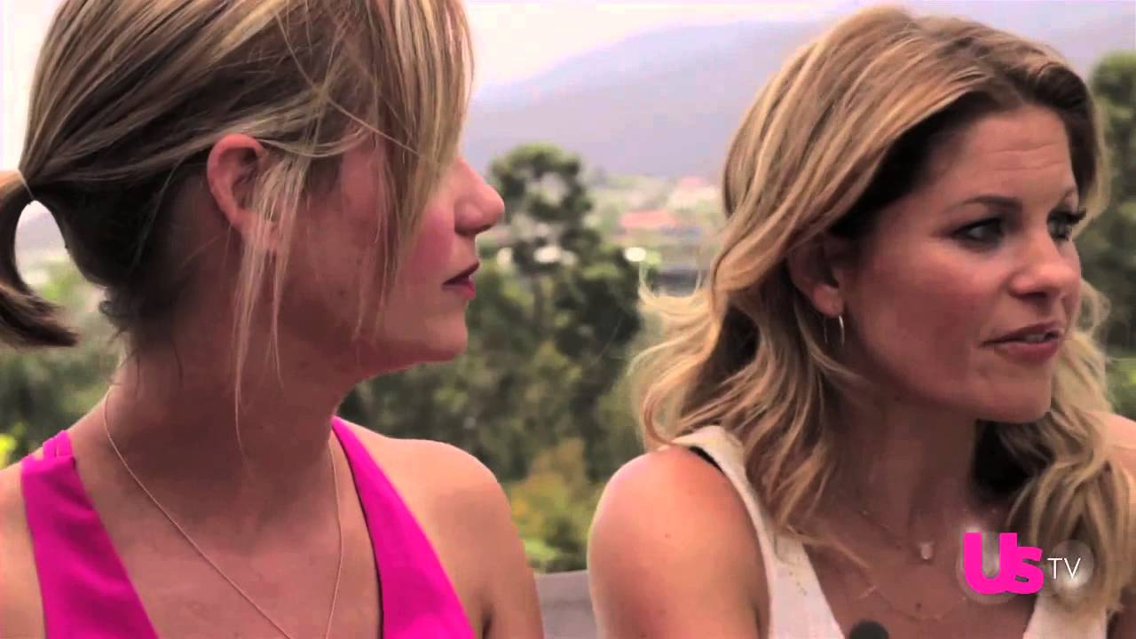 Candace Cameron Bure Andrea Barber Reveal What Their Kids
