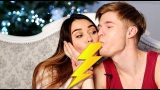 Электрический поцелуй - Как правильно целоваться