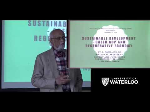Sankaran Ramalingam - WISE Lecture Series