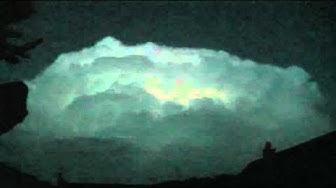 Wetterleuchten über Thun vom 22.08.2012