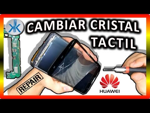👍✔ Huawei Ascend G730 COMO CAMBIAR PANTALLA TACTIL, Replace touch screen, facil y rapido