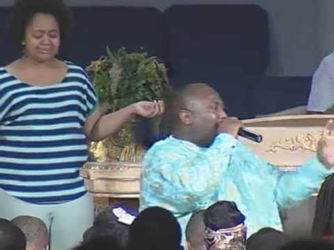 STRONG YOUTH: Evangelist Edward Boateng (Part 1 of 2)
