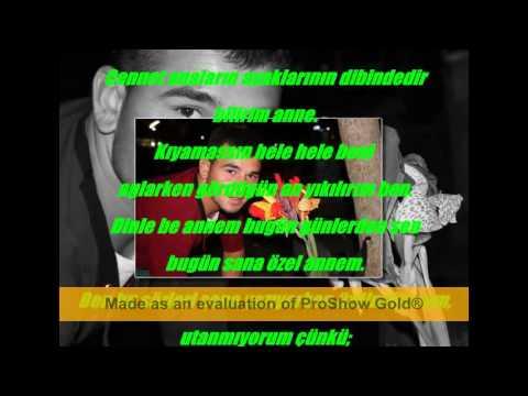 suskun bela 2015 (ANNEM) duygusal şiir.