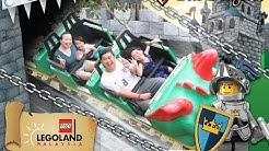 LEGOLAND Roller Coaster Rides Live Cam