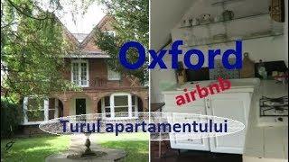 Gambar cover Turul apartamentului airbnb din Oxford