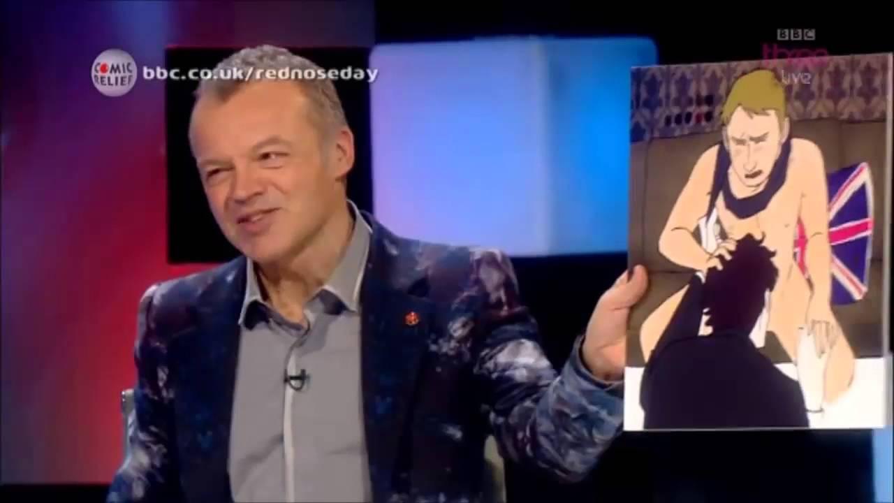 Martin Freeman En El Show De Graham Norton Reaccion Al ...