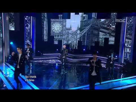 Brian - Let this die, 브라이언 - 너 따윈 버리고, Music Core 20120310