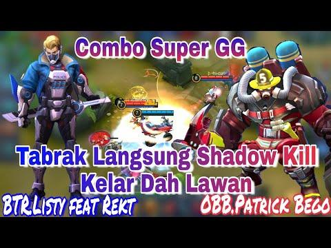 HAYABUSA  JOHNSON COMBO Super GG !! By BTR.Listy feat Rekt  & OBB.Patrick Bego