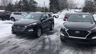 2019 And 2018 Tucson Side By Side