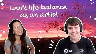 ARTIST LIFE BALANCE -WITH ANDREW PRICE (BLENDER GURU) (EP.188)