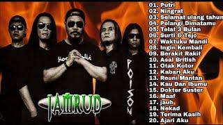 Jamrud Full Album | Putri | Pelangi Di Matamu | Surti Tejo | Band Rock | Musik Rock | Lagu Rock