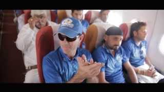Mumbai Indians - Up in the Air with Air India