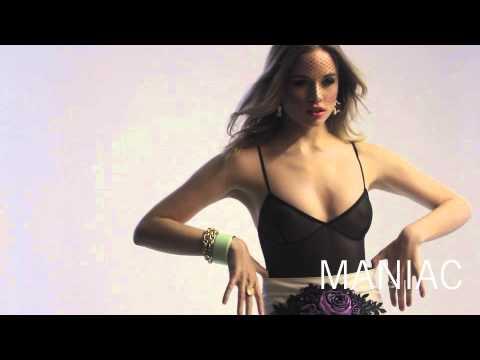 Maniac Magazine's Uptown Girl
