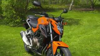 Honda CB500F Road Test