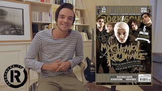 Why Chunk! No, Captain Chunk! Had So Much Fun Covering My Chemical Romance