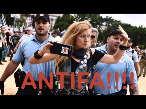 Poster-child of ANTIFA: Who is Lacy MacAuley?