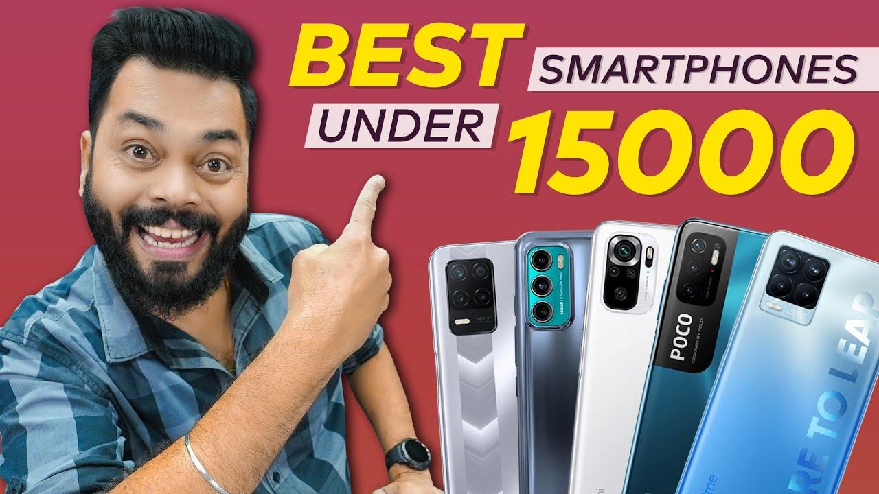 Download Top 5 Best Mobile Phones Under ₹15000 Budget ⚡ July 2021