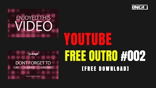 YouTube Outro [Free Download]