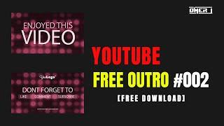 YouTube Outro [Free Download]