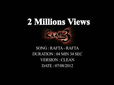 Rafta-Rafta Raaz 3 Full video song By Akhilesh Kumar.