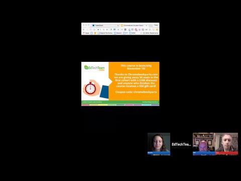 Chromebook Student Repair Teams Online Course
