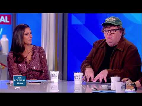 Michael Moore's Message To Those Prospering In Trump's America | The View