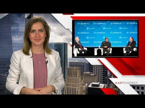 Oil and Gas Investor Headlines week of 03-09-18