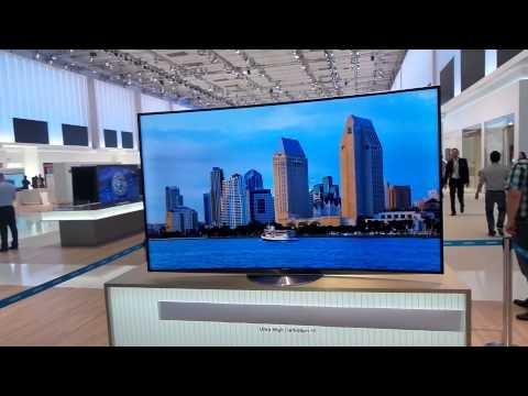 "Samsung Ultra High Definition  Curved LED TV (65"")"