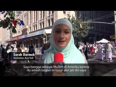 Bangga Jadi Muslim di Amerika (3)