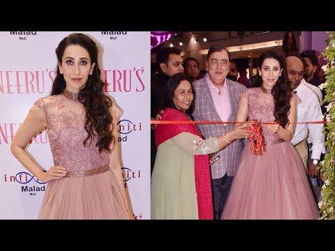 Karisma Kapoor At Neeru's New Store Launch