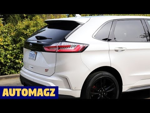New 2019 Ford Edge ST - Awesome Crossover