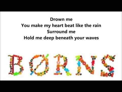Borns  Electric Love Lyrics