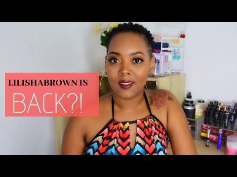 LilishaBrown fait sa rentrée ! Back to Youtube    Lilishabrown thumbnail