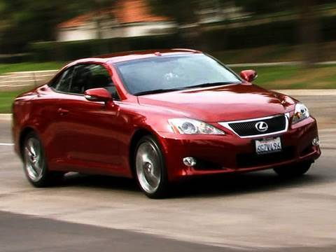 Lexus Is350c Review Everyday Driver