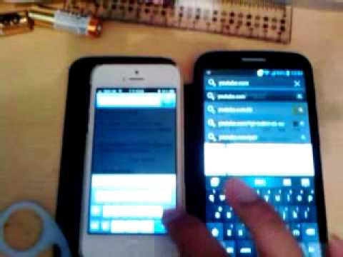 zp900與iphone5的上網速度比較3