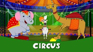 Bombay Circus -  Latest Marathi Balgeet and Badbad Geete 2015 | Marathi Kids Songs