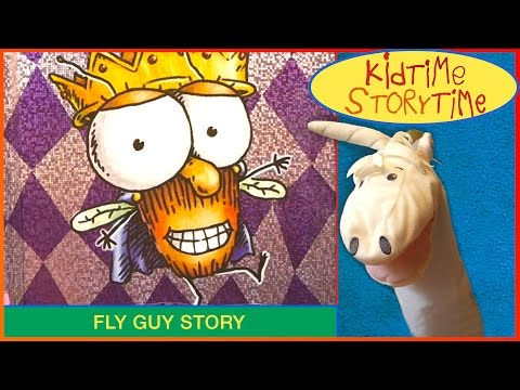 Fly Guy #15: Prince Fly Guy READ ALOUD