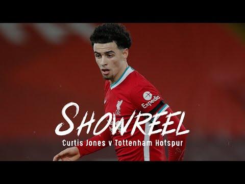 Schorrell: Curtis Jones es el mejor en el mediocampo contra el Tottenham