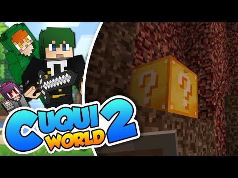 ¡La pelirroja revoltosa! - #43 - Cuqui World 2 con @Naishys