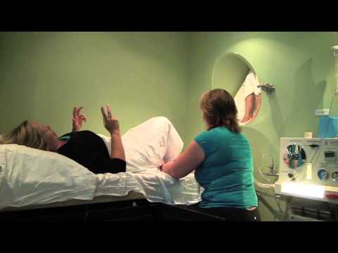 Colon Hydrotherapy Session