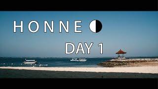 HONNE - DAY 1 ◑ ( VAGABOND Cover )