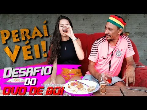 Desafio do ovo de boi