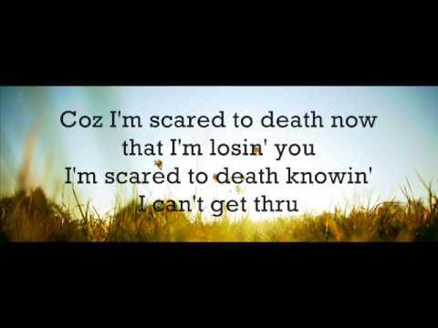 Scared to Death lyrics by Kz Tandingan