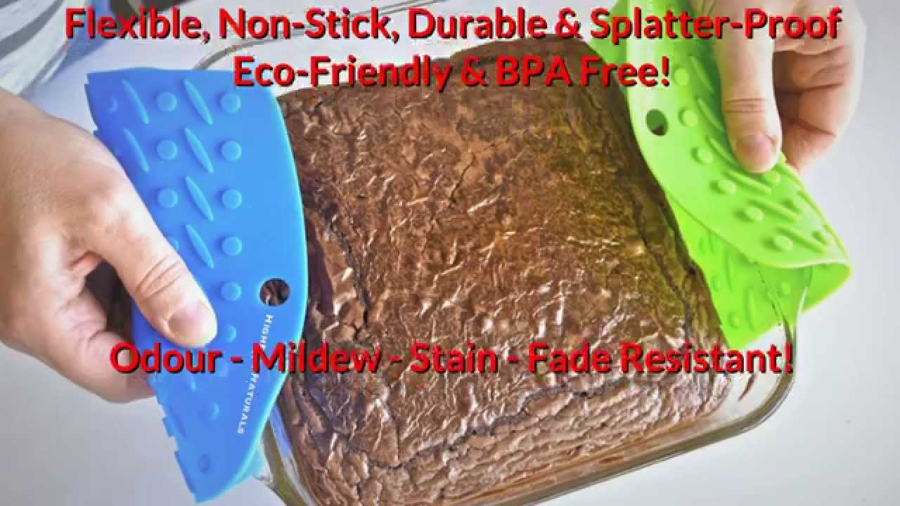 Silicone Pot Holders   Best Heat Resistant Hot Pads And Kitchen Accessories    YouTube