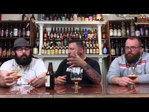 Massive Beer Reviews # 273 Lagunitas Undercover Investigation Shut-down American Strong Ale