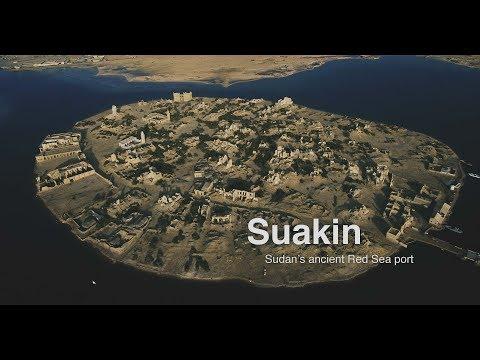 Suakin; Sudan's forgotten Red Sea port