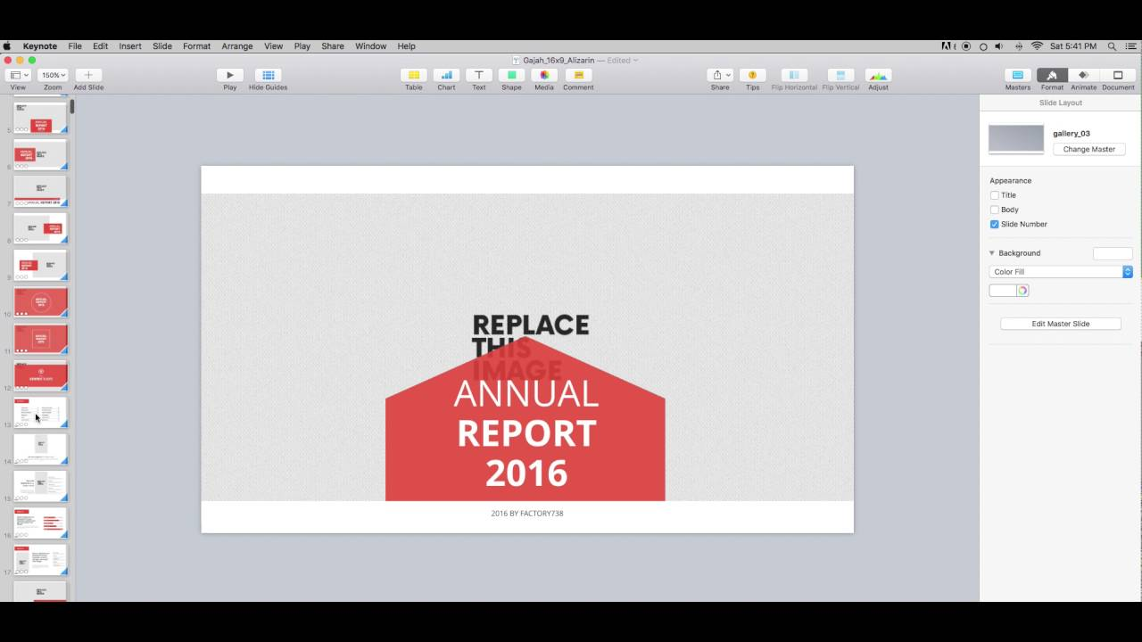 How to edit footer note on keynote youtube how to edit footer note on keynote toneelgroepblik Image collections