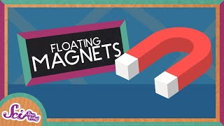 We Made These Magnets Float in the Air!